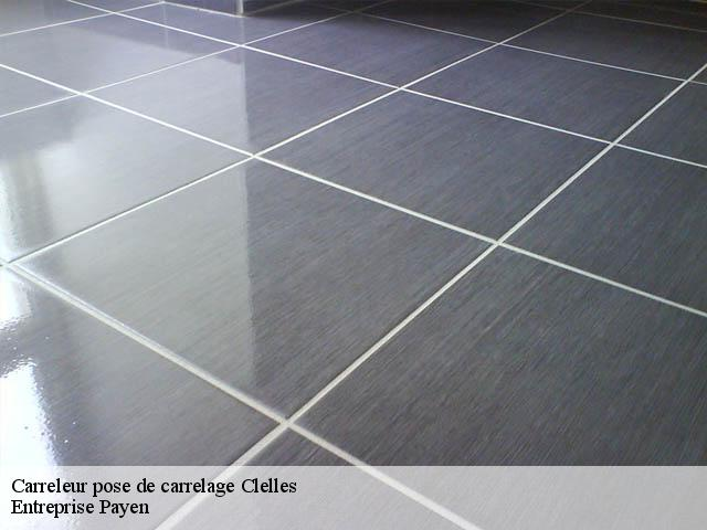 Carreleur pose de carrelage  38930