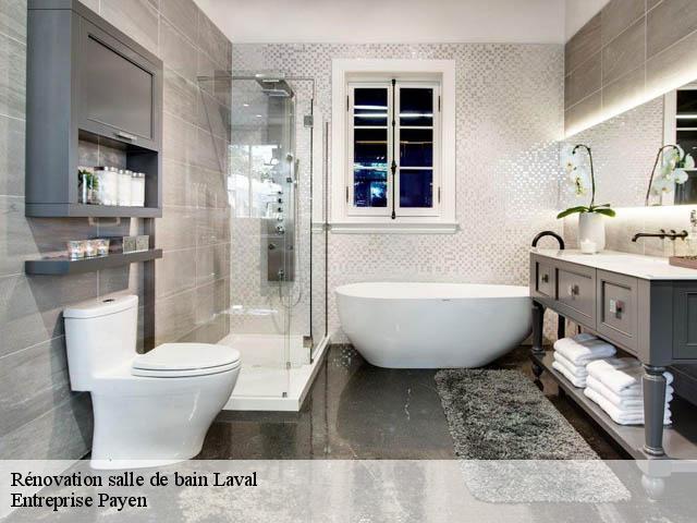 Merveilleux Entreprise De Rénovation De Salle De Bain à Laval 38190: Travaux De Qualité