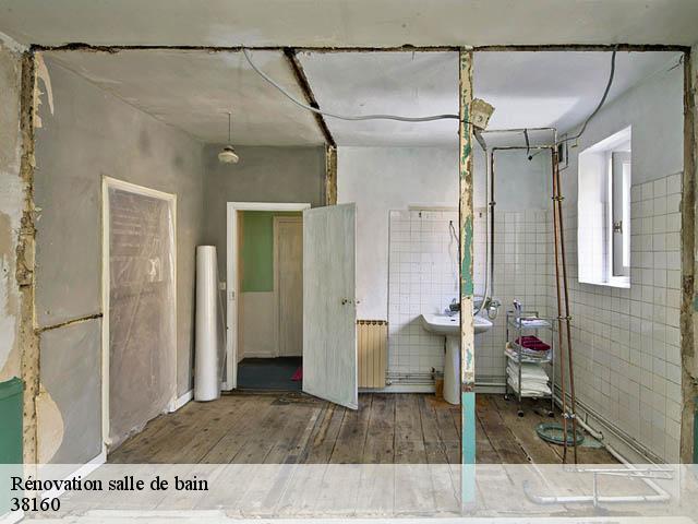 Entreprise de renovation salle de bain à Montagne tél: 04.82 ...